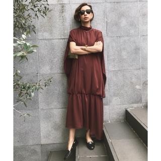 Ameri VINTAGE - Ameri【新品】リリー 2wayローウエスト ドレス