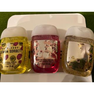Bath & Body Works - アルコール除菌ジェル 3個セット バスアンドボディワークス