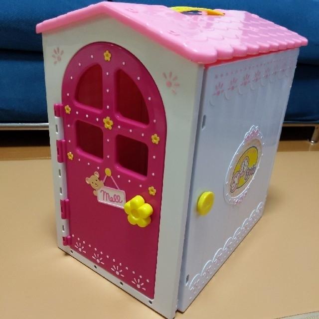 PILOT(パイロット)のメルちゃんなかよしハウス キッズ/ベビー/マタニティのおもちゃ(知育玩具)の商品写真