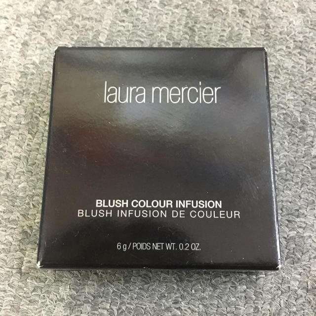 laura mercier(ローラメルシエ)のローラメルシエ ブラッシュカラーインフュージョン チャイ コスメ/美容のベースメイク/化粧品(チーク)の商品写真
