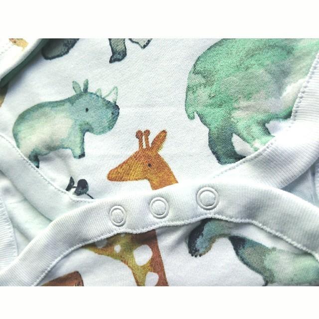 NEXT(ネクスト)の新品 92 next サロペット&ボディスーツセット キッズ/ベビー/マタニティのキッズ服男の子用(90cm~)(パンツ/スパッツ)の商品写真