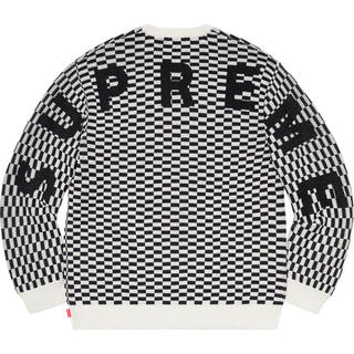 Supreme - Supreme Back Logo Sweater シュプリーム バック ロゴ