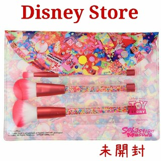 Disney - ディズニーストア 増田セバスチャン トイストーリー メイクブラシセット 未開封
