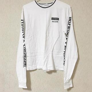 袖ロゴ  ロンT(Tシャツ(長袖/七分))