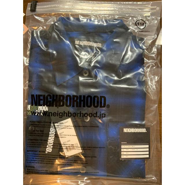 NEIGHBORHOOD(ネイバーフッド)のS NEIGHBORHOOD WIND AND SEA  ネルシャツ シャツ メンズのトップス(シャツ)の商品写真