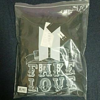 ボウダンショウネンダン(防弾少年団(BTS))のBTS FAKE LOVEパーカー 【新品】(パーカー)