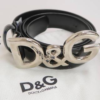 DOLCE&GABBANA - ⁂ D&G ドルガバ ベルト