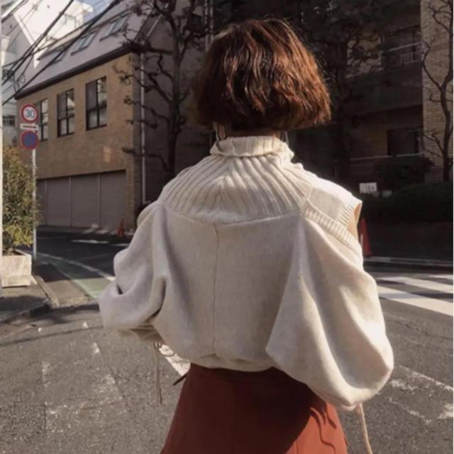 Ameri VINTAGE(アメリヴィンテージ)のアメリヴィンテージ ニット レディースのトップス(ニット/セーター)の商品写真