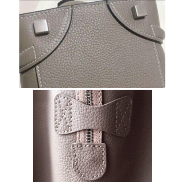 celine(セリーヌ)のCELINE セリーヌ ラゲージ マイクロ レディースのバッグ(ハンドバッグ)の商品写真