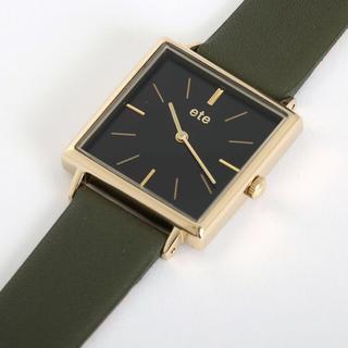 ete - ete 腕時計 最終値下げ
