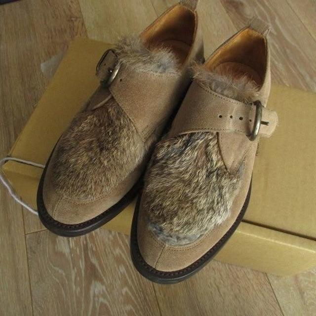 Hender Scheme(エンダースキーマ)のHender scheme  エンダースキーマ モンクシューズ メンズの靴/シューズ(その他)の商品写真