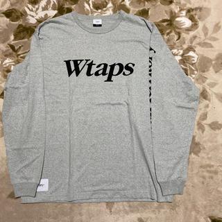 W)taps - 18aw WTAPS ACADEMY ロンt blank design シャツ