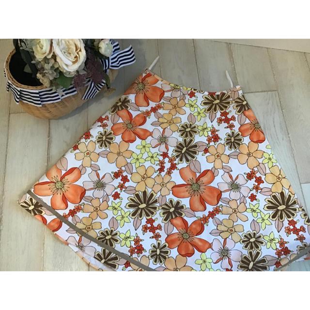 M'S GRACY(エムズグレイシー)の♬エムズグレイシー  スカート (11) 38サイズ  美品 レディースのスカート(ひざ丈スカート)の商品写真