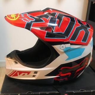 FOX V1 ヘルメット(モトクロス用品)