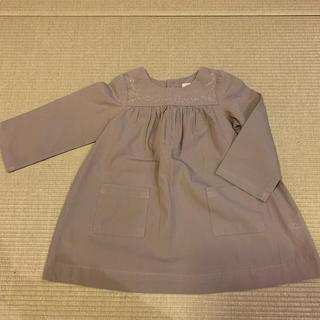 Bonpoint - 【Bonpoint】ボンポワン子供服ワンピース