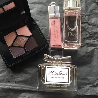 Dior - ディオール ミニコスメセット ポーチ付き