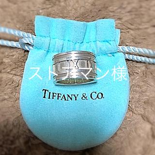 Tiffany & Co. - ティファニー☆リング