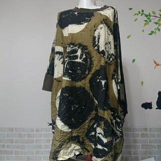 Vivienne Westwood - ヴィヴィアン ウエストウッド 新品 オーブ 刺繍 BIG ワンピース チュニック