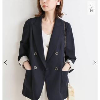 IENA - ウールダブルブレストジャケット◆  ¥31,900税込 サイズ36