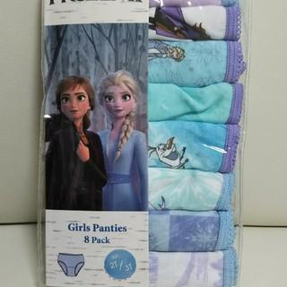 Disney - 新品 アナと雪の女王 パンツ 8枚セット
