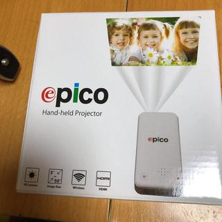 ジェネラル・イメージング・ジャパン EPICO PJ214 プロジェクター(プロジェクター)