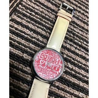 COACH - コーチポピー 腕時計