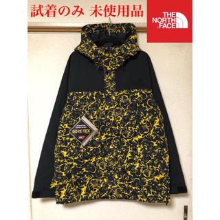 THE NORTH FACE - 【新品】ザノースフェイス マウンテンライト ゴアテックス 黄×黒 XL