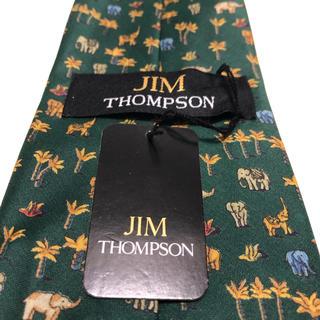 ジムトンプソン(Jim Thompson)のJIM THOMPSON(ジムトンプソン) ネクタイ  新品 未使用 タグ付き(ネクタイ)