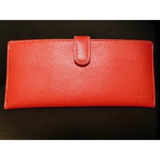キタムラ(Kitamura)のキタムラ 赤長財布♪(財布)