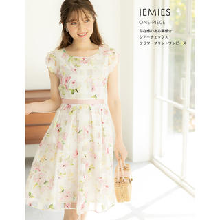 tocco - 新品未使用タグ付き tocco closet JEMIES ピンク ワンピース