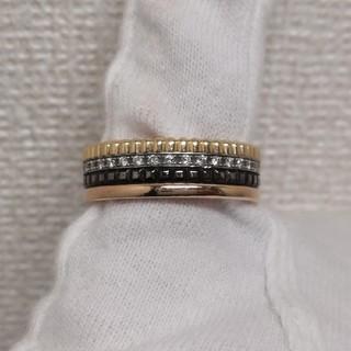 ブシュロン(BOUCHERON)のブシュロン キャトル クラシック ダイヤモンド リング スモール 定価80万円 (リング(指輪))