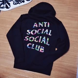 ANTI - アンチソーシャルソーシャルクラブ*パーカー*全品値下げ