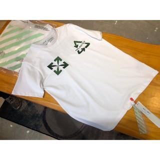 オフホワイト(OFF-WHITE)のOFF-WHITE 2020 Universal Key前刺繍プリントTシャツ(Tシャツ/カットソー(半袖/袖なし))
