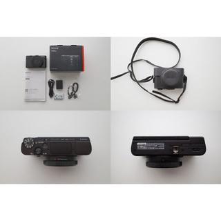SONY - SONY RX100M6 ケース付き