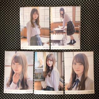 乃木坂46 - 田村真佑 4番目の光 生写真 5種コンプ