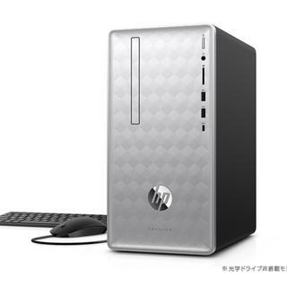 HP - 本日限りHP Pavilion Desktop 590-p0103jp未開封新品