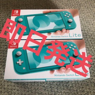 Nintendo Switch - Nintendo Switch Lite 2台