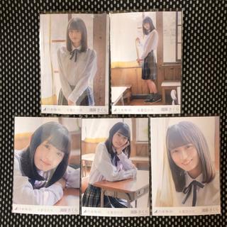 乃木坂46 - 柴田柚菜 4番目の光 生写真 5種コンプ