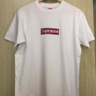 Supreme - Supreme Swarovski Box Logo Tシャツ