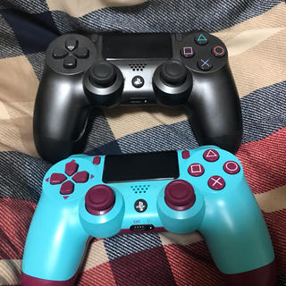 PlayStation4 - ps4コントローラー 2つセット ジャンク