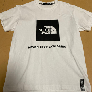 THE NORTH FACE - ノースフェイス RageシリーズTシャツ ホワイト