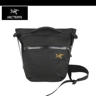 アークテリクス(ARC'TERYX)の【新品】アロー8 arro8 アークテリクス ショルダーバッグ ブラック(バッグパック/リュック)