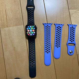 Apple - 【美品】AppleWatch series5 NIKE 40mm GPSモデル