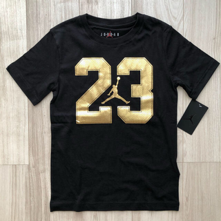 NIKE - 【海外限定】NIKE ジョーダン キッズ 23ボール ロゴ Tシャツ 150cm