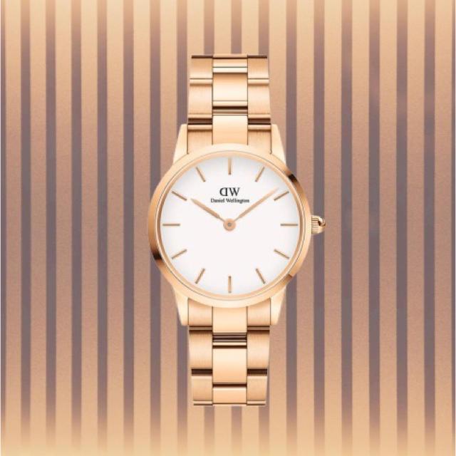チュードル コピー スイス製 - Daniel Wellington -  安心保証付!最新作【36㎜】ダニエル ウェリントン腕時計 Iconic Linの通販