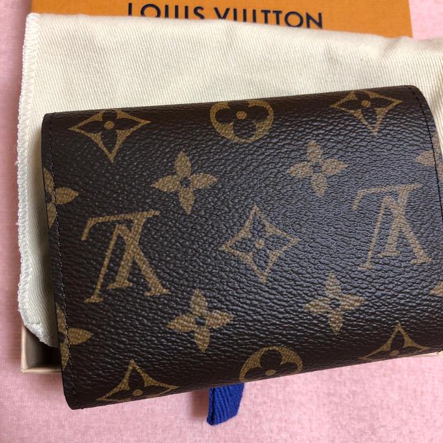 LOUIS VUITTON(ルイヴィトン)のルイヴィトン財布 レディースのファッション小物(財布)の商品写真