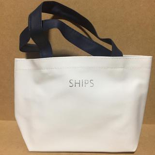 SHIPS - SHIPS トートバッグ 未使用