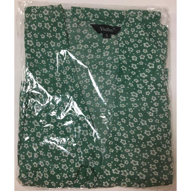dholic(ディーホリック)の小花柄ワンピースグリーン レディースのワンピース(ひざ丈ワンピース)の商品写真