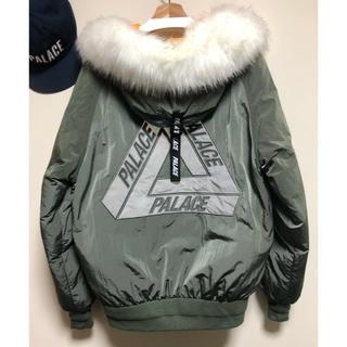 Supreme - palace  p-2b jacket M