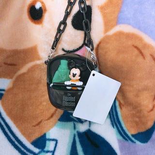 Disney - 新品ホーンテッドマンション ミッキー ミニスナックケース
